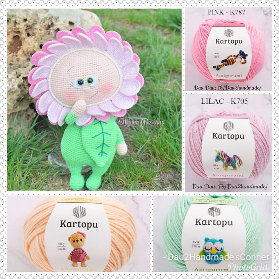 Choosing the best yarn for amigurumi - Amigurumi Today | 960x960