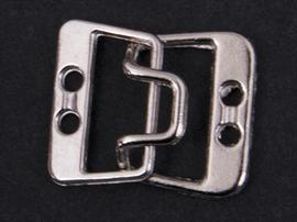 Closing clasp 15x11 mm